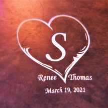 Renee & Thomas S Wedding 3-19-21 St Aug.