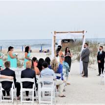 Kimberly & Chad A. Wedding 4-9-21 Guy Harvey Resort St Aug