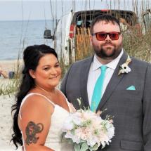 Kimberly & Chad A. Wedding 4-9-21 Guy Harvey Resort St Augustine