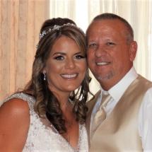 Ileana & Wayne C Wedding 5-1-21 Amici Italian Restaurant St Augustine FL.
