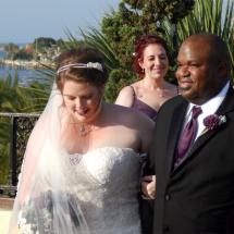 Celeste & Alex Sylivia Wedding 6-11-21 White Room St Augustine.
