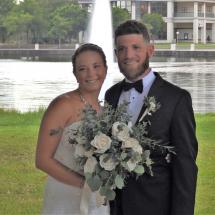 Talia & Randy Schimmenti Wedding 6-10-21 Crystal Ball Room St Augustine.