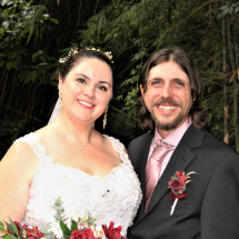 Jessica & Timothy B Wedding 8-14-21 Kanapaha Botanical Gardens Gainsville FL