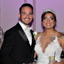 Barbara & Vincent M. Wedding 9-3-21 Treasury on the Plaza St Augustine FL